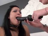 Vidéo porno mobile : Lesbian BDSM fucking
